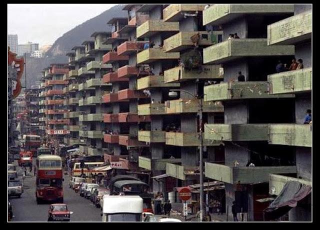 舊香港,當年情(一) - 亮麗 - 亮麗的博客