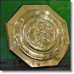 Bola Sepak Community Shield 2014 15 Manchester City lwn Arsenal