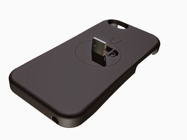 Smart and Clever Built-in iPhone Cases (15) 1