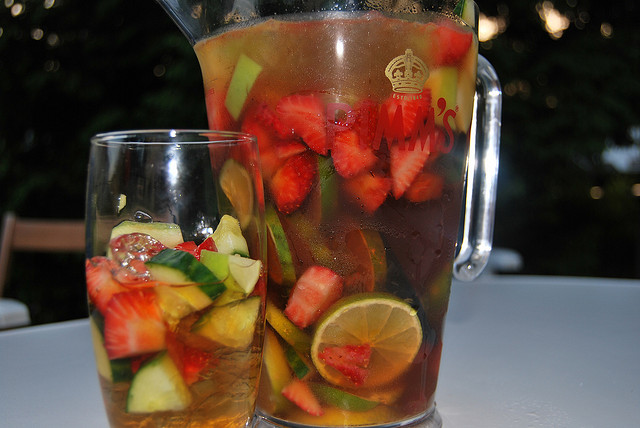 fruit for the office passion fruit pimms recipe