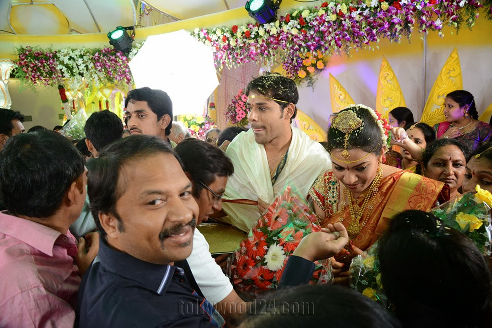Nandu Geetha Madhuri Marriage Photos Wedding stills-HQ-Photo-14
