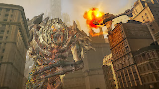 bos game pc terbesar Leviathan (Resistance 2)