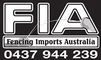 FENCING IMPORTS AUSTRALIA