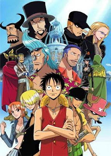 One Piece Episode 264 - 312 Subtitle Indonesia Enies Lobby Arc