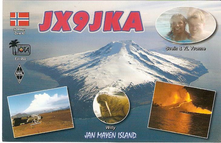 JAN MAYEN ISLAND
