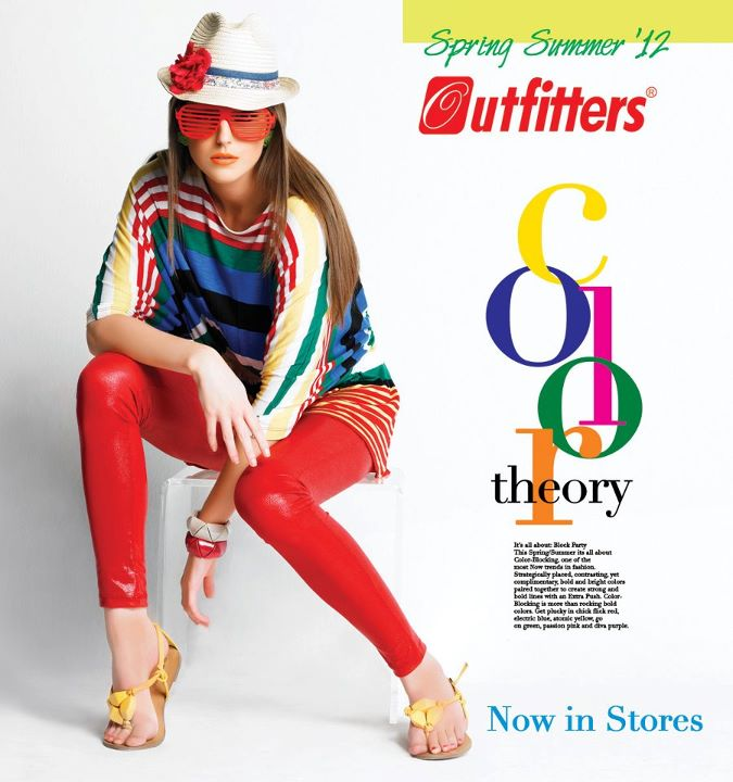 Fashion N Style Outfitters Pakistan Spring / Summer 2012 Fashion Collection