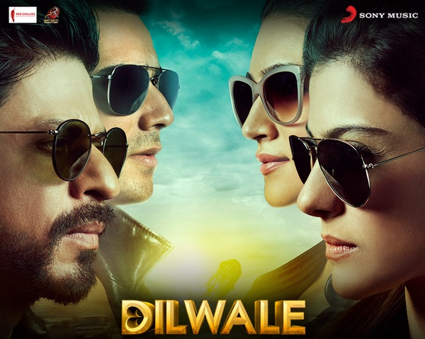 Dilwale 2015 HD Full Movie Watch Online 1080p - Watch