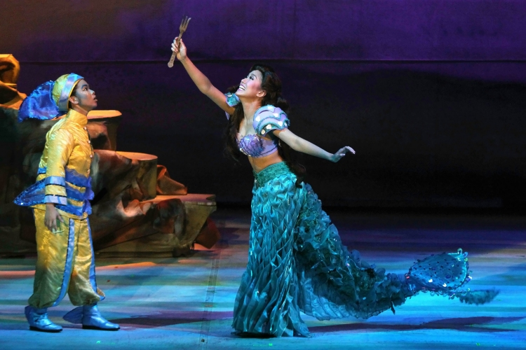THE LITTLE MERMAID's Rachelle Ann Go Produces Own Concert Tonight, 10/26
