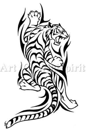 Tribal Tattoos Designs