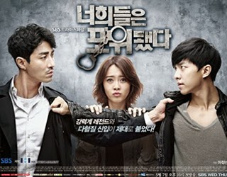 Sinopsis You're All Surrounded Episode 1-20 Lengkap