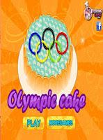 Game Masak Olimpiade Kue
