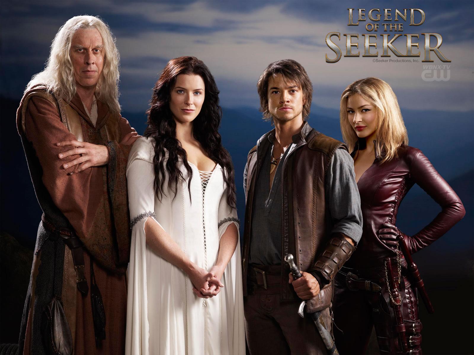 будет ли 3 сезон легенды об искателе: