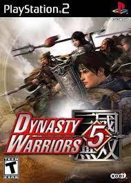 PS2 Dynasty Warriors 5 Cheats