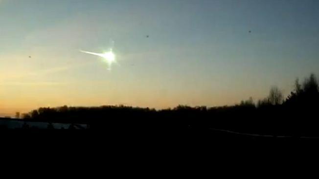 Caída Meteoroide