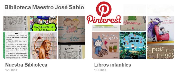 Pinterest del Sabio