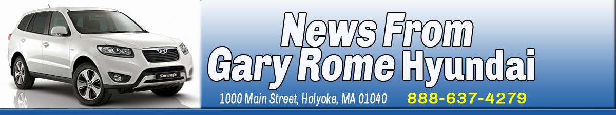 News from Gary Rome Hyundai