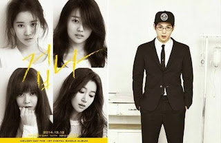 Lirik Lagu Melody Day Feat. Mad Clown Anxious (겁나) Lyrics