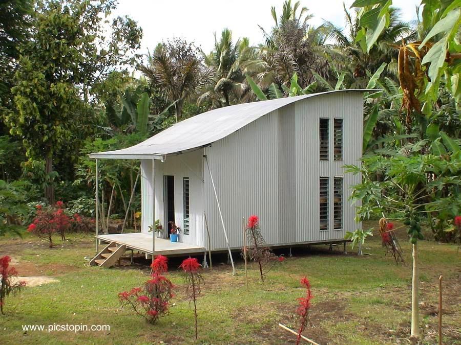 Arquitectura de Casas: Casas económicas y construcciones de bajo ...