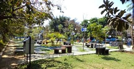 tempat taman merbabu kota malang