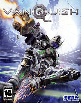 Vanquish Jogos Torrent Download capa