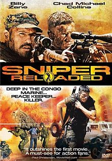Sniper: Reloaded (2011) Hindi Dubbed HD
