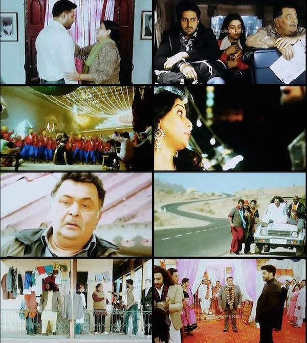 All Is Well 2015 Hindi DVDScr 700mb