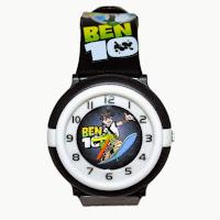 Buy Ben 10 Black Kids Watch at Rs.125 : Buy To Earn