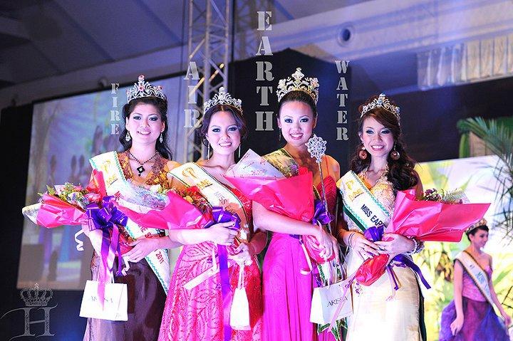 ... .: Miss Earth Sabah 2011 VS Miss Earth Perak 2011. Whos Hotter