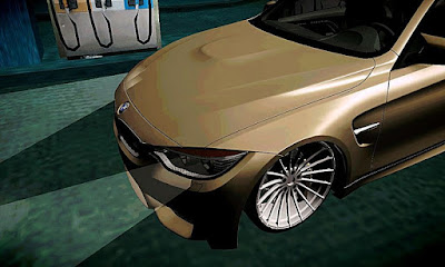 GTA SA - BMW M4 Coupe