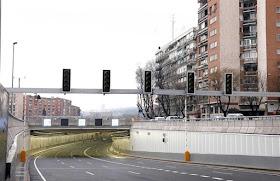 Ayuntamiento propone bajar a 70km/h la velocidad en M-30, más peatonalizaciones y define APR Centro