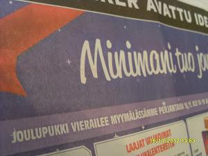 Joulupukkipalvelu Tampere pyrkii tarvittaessa palvelemaan apupukkien kautta