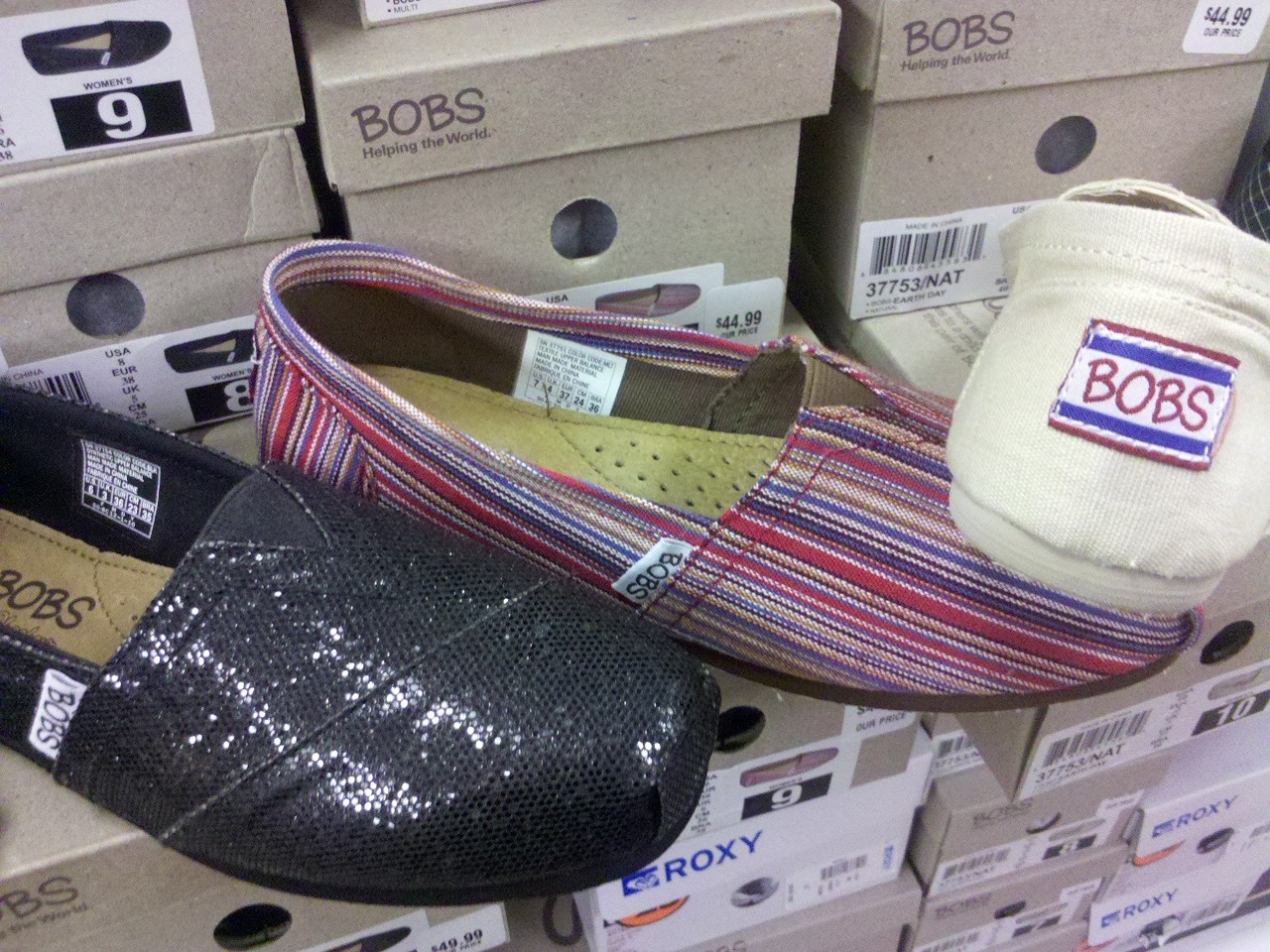 toms vs bobs 66 items  toms majorca peep toe bootie $545msrp: $109 desert wedge  blue by  betsey johnson(6) blundstone(6) bobs from skechers(15).