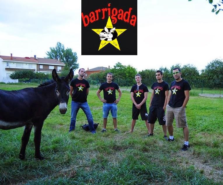 Barrigada (Grupo Rock Leonés)