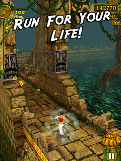 Temple Run Glitch