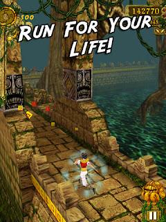Temple Run Glitch