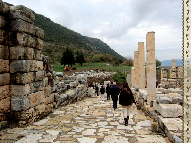 Efeso Vía de los Curetes