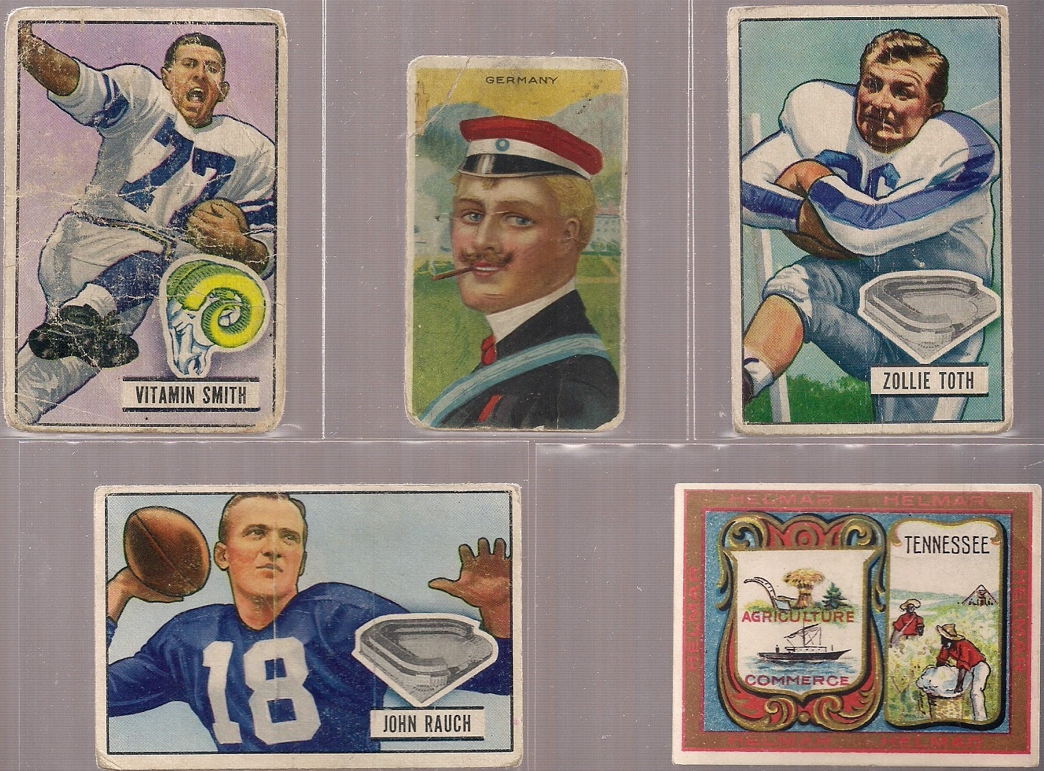 Plaschke, Thy Sweater Is Argyle: Card Show Recap: Some ...