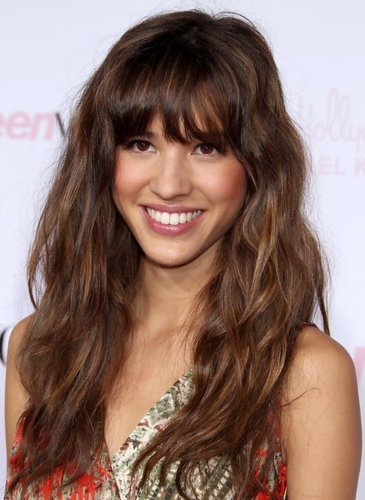 Favorite Haircuts with Bangs