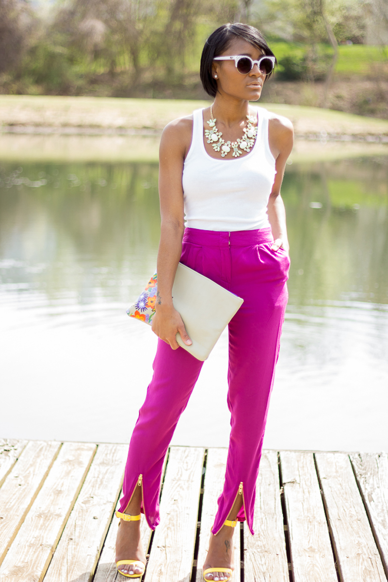The Daileigh: Magenta