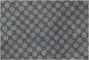 small circles pattern fabric swatch