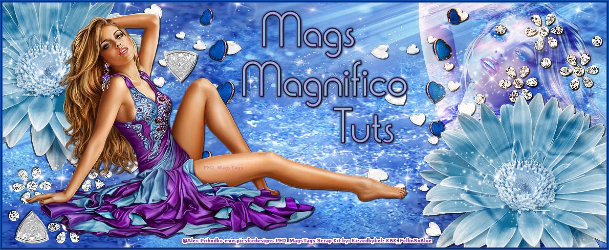 Mags Magnifíco Tuts
