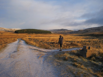Climb Morven, Deeside, near Ballater