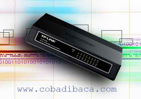Cara Setting Awal Router Modem TP-Link