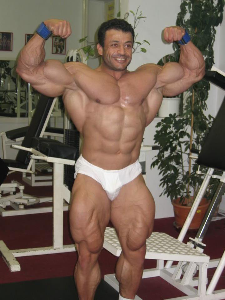 biceps and chest - punjabi bodybuilders