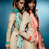 SUPERMODEL NAOMI CAMPBELL COVERS 'BURBERRY' SPRING/SUMMER 2015