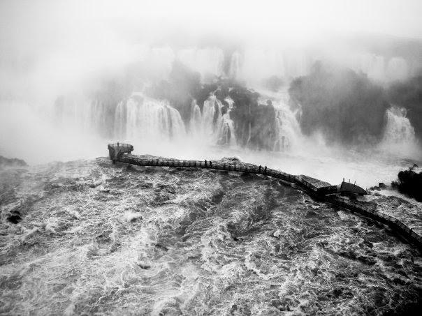 Brasil Cataratas de Iguazú