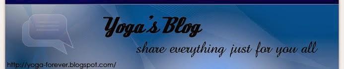 Yoga's Blog