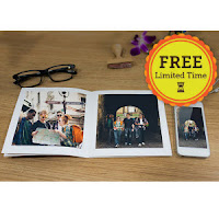 Zoomin : Photo Book worth Rs.279 at Rs. 51 : BuyToEarn