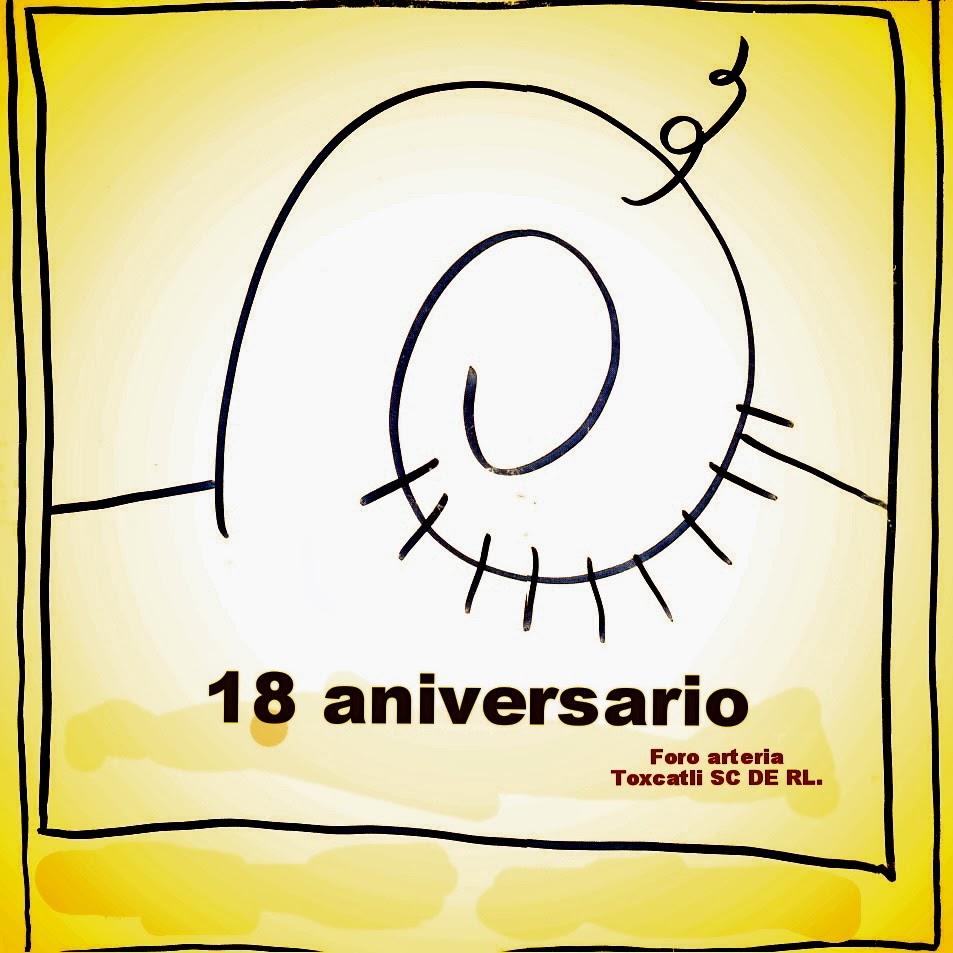 18 aniversario