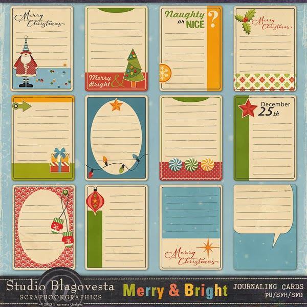 http://shop.scrapbookgraphics.com/Merry-and-Bright-Journaling-cards.html